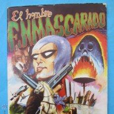 Tebeos: EL HOMBRE ENMASCARADO , NUMERO 1 LOS BUITRES - COLOSOS DEL COMIC - VALENCIANA 1980. Lote 52161918