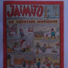 Tebeos: JAIMITO, REVISTA PARA LOS JOVENES, Nº 648, AÑO 1962. Lote 52262491