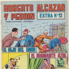 BDs: ROBERTO ALCÁZAR EXTRA Nº 12. 2ª EPOCA.. Lote 52309153