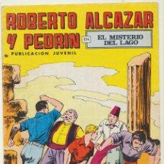 BDs: ROBERTO ALCÁZAR Y PEDRÍN 2ª EPOCA Nº 125. VALENCIANA 1976.. Lote 52313764