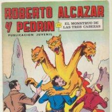 BDs: ROBERTO ALCÁZAR Y PEDRÍN 2ª EPOCA Nº 42. VALENCIANA 1976.. Lote 52313806