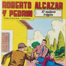 BDs: ROBERTO ALCÁZAR Y PEDRÍN 2ª EPOCA Nº 268. VALENCIANA 1976.. Lote 52314236