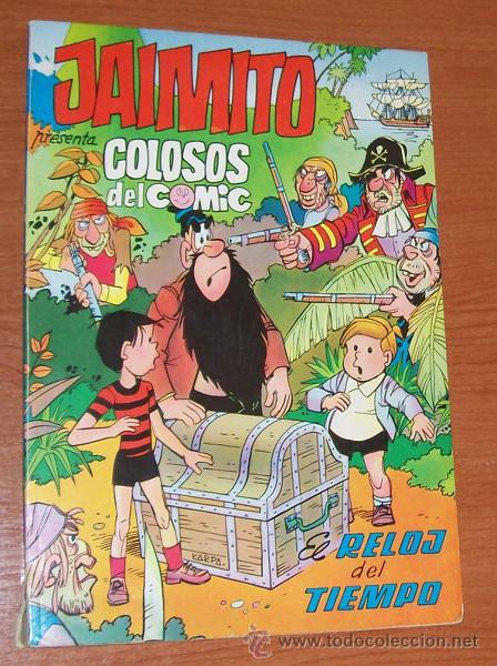 De Del Jaimito Reloj ComicExtraordinario Colosos 2El Tiempo JFlKT1c3