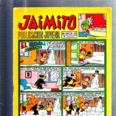 Tebeos: PUBLICACION JUVENIL JAIMITO. AÑO XXVII. Nº 1159. EDITORIAL VALENCIANA. Lote 52407312