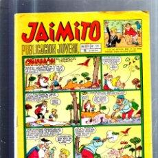 Tebeos: PUBLICACION JUVENIL JAIMITO. AÑO XXVI. Nº 1151. EDITORIAL VALENCIANA. Lote 52407319