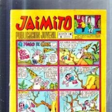 Tebeos: PUBLICACION JUVENIL JAIMITO. AÑO XXVI. Nº 1146. EDITORIAL VALENCIANA. Lote 52407351