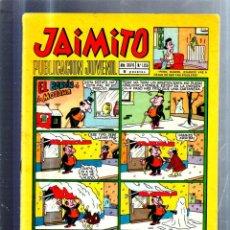 Tebeos: PUBLICACION JUVENIL JAIMITO. AÑO XXVII. Nº 1155. EDITORIAL VALENCIANA. Lote 52407365