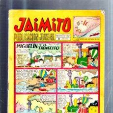 Tebeos: PUBLICACION JUVENIL JAIMITO. AÑO XXVI. Nº 1152. EDITORIAL VALENCIANA. Lote 52407400