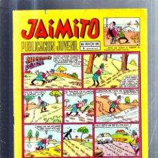 Tebeos: PUBLICACION JUVENIL JAIMITO. AÑO XXVII. Nº 1191. EDITORIAL VALENCIANA. Lote 52407418