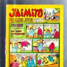 Tebeos: PUBLICACION JUVENIL JAIMITO. AÑO XXVI. Nº 1145. EDITORIAL VALENCIANA. Lote 52407426
