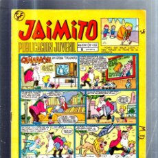 Tebeos: PUBLICACION JUVENIL JAIMITO. AÑO XXVII. Nº 1153. EDITORIAL VALENCIANA. Lote 52407487