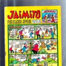Tebeos: PUBLICACION JUVENIL JAIMITO. AÑO XXVI. Nº 1141. EDITORIAL VALENCIANA. Lote 52407506