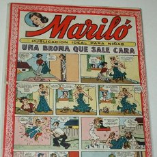 Tebeos: MARILO - Nº 42 - VALENCIANA -- ORIGINAL. Lote 52430591