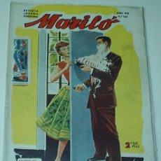 Tebeos: MARILO - Nº 165 - VALENCIANA -- ORIGINAL. Lote 52430636