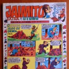 Tebeos: JAIMITO EXTRA DE OTOÑO 1973. REVISTA JUVENIL Nº 1244.. Lote 52450017
