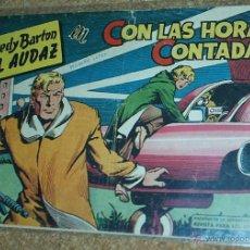 Tebeos: FREDY BARTON EL AUDAZ Nº 12 - VALENCIANA 1961-- ORIGINAL- LEER TODO. Lote 52461364
