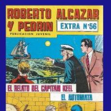 Giornalini: CÓMIC - ROBERTO ALCAZAR Y PEDRÍN - EXTRA Nº 56. Lote 52473602