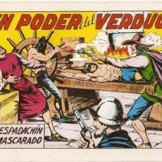 Tebeos: EL ESPADACHIN ENMASCARADO - 2ª ED - Nº 8 - EN PODER DEL VERDUGO - NO FACSIMIL!!!. Lote 13086180