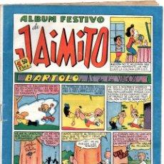 Tebeos: ALBUM FESTIVO DE JAIMITO, DE 1,50 PTAS, SIN NUMERO. Lote 52778365