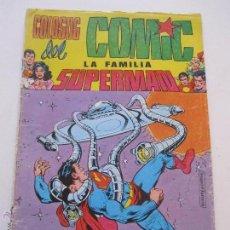 Tebeos: LA FAMILIA SUPERMAN - Nº 2 - COLOSOS DEL CÓMIC - VALENCIANA - AÑO 1979 C28. Lote 52881225