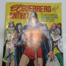 Tebeos: LAS MEJORES AVENTURAS POR MANUEL GAGO - EL GUERRERO DEL ANTIFAZ - 1981 - VALENCIANA. Lote 147527966