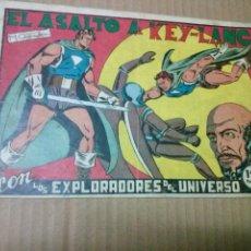 Tebeos: LOS EXPLORADORES DEL UNIVERSO , 6 -VALENCIANA -. Lote 52987591