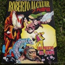 Tebeos: ROBERTO ALCAZAR Y PEDRÍN: LAS PUERTAS DEL TIEMPO. VAÑÓ. EDITORA VALENCIANA, 1977.. Lote 53133269