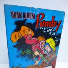 Tebeos: GRAN ÁLBUM PUMBY Nº 5, EDITORIAL VALENCIANA 1982 . Lote 54524514