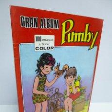 Tebeos - GRAN ÁLBUM PUMBY nº 21, EDITORIAL VALENCIANA 1983 - 53147421