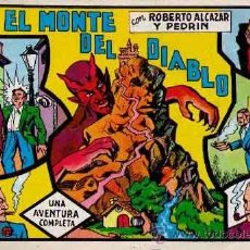 Tebeos: ROBERTO ALCAZAR Y PEDRIN Nº 7 REEDICION DE 1981. Lote 53148672