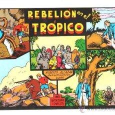 Tebeos: ROBERTO ALCAZAR Y PEDRIN Nº 13 REEDICION DE 1981. Lote 53149642