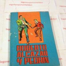 Tebeos: ROBERTO ALCAZAR Y PEDRIN + PEDRIN - 1974 - N°161 A 180. Lote 53178705