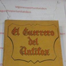 Tebeos: EL GUERRERO DEL ANTIFAZ - 1973 - TOMO 3 - ED. VALENCIANA. Lote 53256488