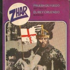 Tebeos: ZHAR. Nº 2. EDITORIAL VALENCIANA 1983. (RF.MA). C/ 40.. Lote 53287251