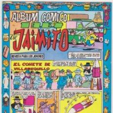 Tebeos: JAIMITO. ALBUM CÓMICO 1967. ¡IMPECABLE!. Lote 53472919