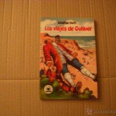 Tebeos: LOS VIAJES DE GULLIVER , EDITORIAL VALENCIANA. Lote 53482358
