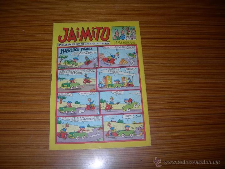 JAIMITO Nº 771 EDITA VALENCIANA (Tebeos y Comics - Valenciana - Jaimito)