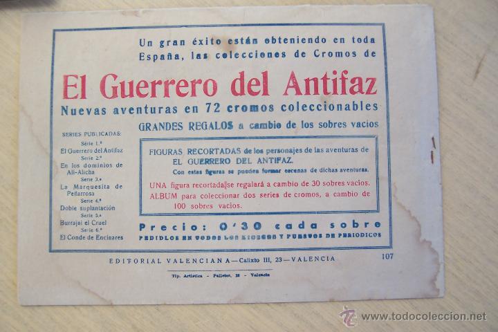 Tebeos: Valenciana, lote 26 nº roberto alcázar contra el hombre diabólico - Foto 22 - 53541884