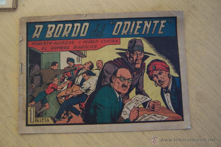 Tebeos: Valenciana, lote 26 nº roberto alcázar contra el hombre diabólico - Foto 25 - 53541884