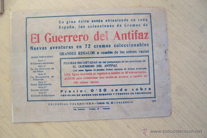 Tebeos: Valenciana, lote 26 nº roberto alcázar contra el hombre diabólico - Foto 26 - 53541884