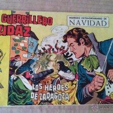 Tebeos: EL GUERRILLERO AUDAZ -Nº 19- EXTRA DE NAVIDAD---VALENCIANA - TA. Lote 53552664