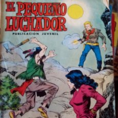 Tebeos: EL PEQUEÑO LUCHADOR.1977.LUCHANDO POR EL RESCATE. Lote 53604634