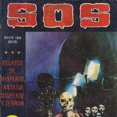 Tebeos: SOS (Nº 11, DE 7 DE MARZO DE 1981). Lote 53606897