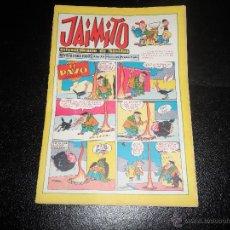 Tebeos: JAIMITO Nº 582 EXTRAORDINARIO DE NAVIDAD EDITORIAL VALENCIANA ORIGINAL . Lote 53640905