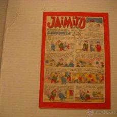 Tebeos: JAIMITO Nº 672, EDITORIAL VALENCIANA. Lote 53677984