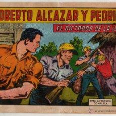 Tebeos: EL DICTADOR DE LA ISLA 3 PTS. Nº 950 . 1970. Lote 53683079