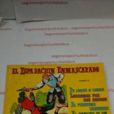 Tebeos: EL ESPADACHIN ENMASCARADO - N°4 - ED. VALENCIANA . Lote 53808326