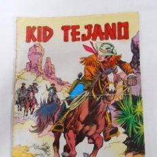 Tebeos: KID TEJANO Nº 5 - COLOSOS DEL COMIC. FUERA DE LA LEY. TDKC14. Lote 53880081