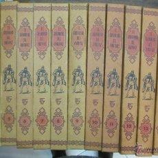 Tebeos: TEBEOS, 17 TOMOS, EL GUERRERO DEL ANTIFAZ, COLECCION COMPLETA, 1972, ED. VALENCIANA. Lote 54896032