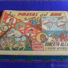 Tebeos: ROBERTO ALCÁZAR Y PEDRÍN Nº 1 ORIGINAL. 1,75 PTS. VALENCIANA LOS PIRATAS DEL AIRE. DIFÍCIL!!!!. Lote 53947888